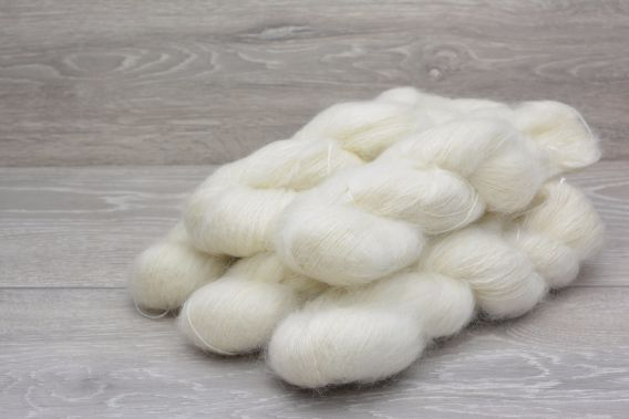 Lace 70% Ultrafine Kid Mohair 30% Silk 5 x 50gm Pack